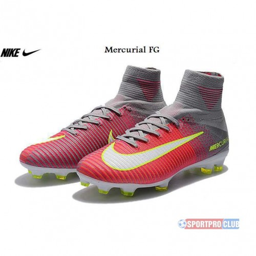 wholesale dealer dafb5 13a6d 17SS 新作 ナイキ マーキュリアル スーパーフライ V FG Nike Mercurial Superfly V FG ナイキサッカー  844226-610 Hyper Pink White Wolf Grey ハイパーピンク  ...